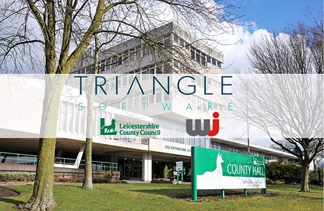 Seamless system integration with Leicestershire County Council aids WJ collaboration